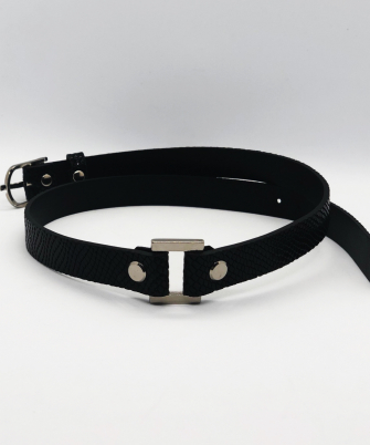 Urban Narrow Belt - Black Square