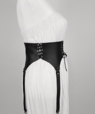 Centura corset cu portjartier 1