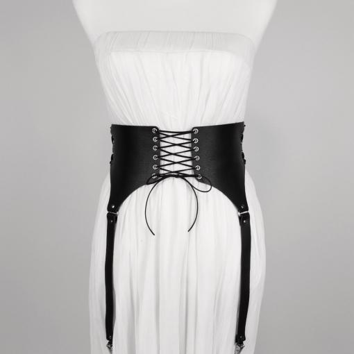 Centura corset cu portjartier